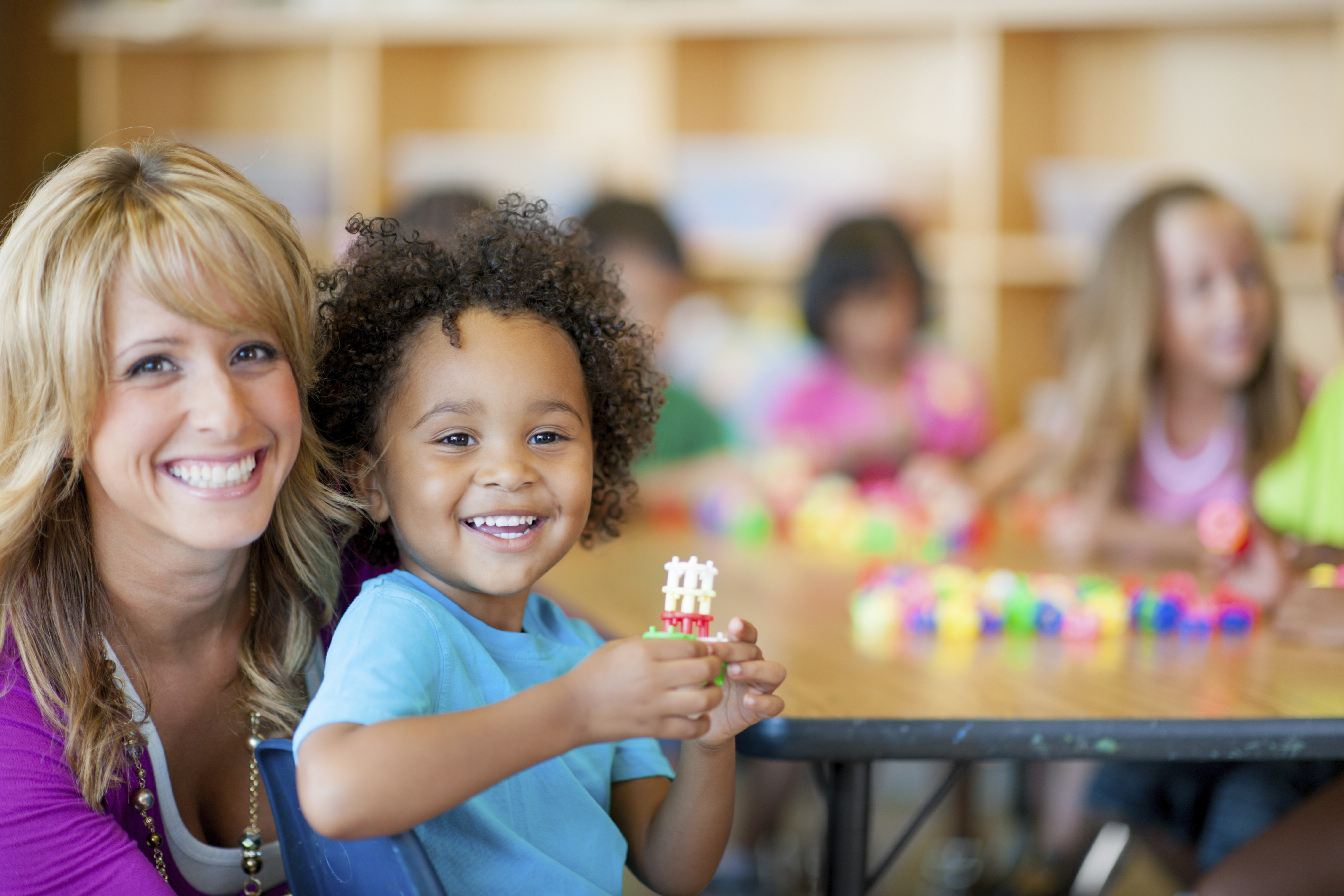 Professionalism in Child Care Settings