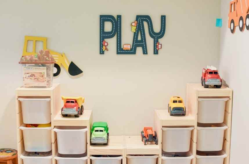 Play station at Legacy House Preschool in Chesterfield VA