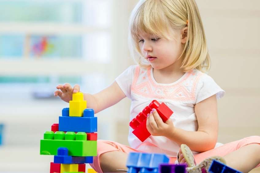 Autistic children need consistency in order to feel safe in therapy.