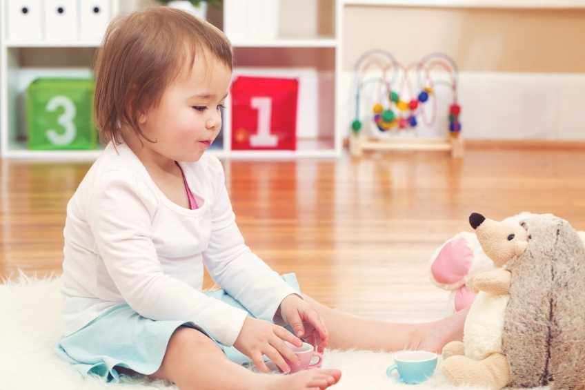 Calm box ideas for toddlers